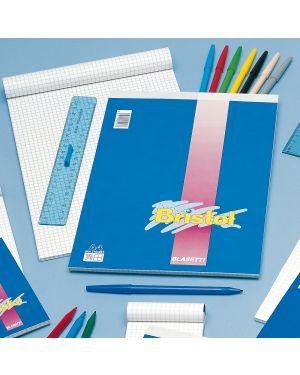 Blocco note 210x297mm 5mm 50gr 70fg bristol blasetti 1037 8007758012233 1037_45056 by Blasetti