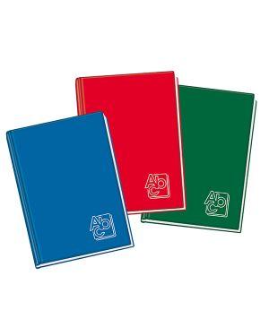 Registro cartonato 210x297mm 4mm 96fg (384 facciate f.to a4) blasetti 1343 8007758011182 1343_45069