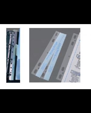 Scatola 100 bandelle adesive archiviazione 295mm 8804 S880402_45228