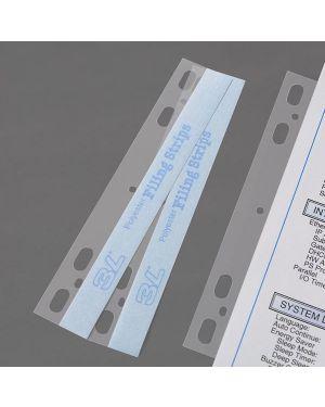 Scatola 100 bandelle adesive archiviazione 295mm 8804 S880402 5701193880404 S880402_45228 by 3l
