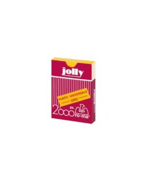 Scatola 2000 punti jolly oro 6/4 ro-ma Confezione da 10 pezzi 1001131_45261 by RO-MA