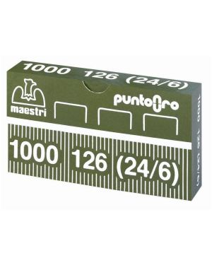X1000punti 24 - 6 126 oro Ro-ma 1003103 8005231131136 1003103_45264 by Esselte
