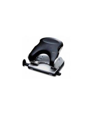 Perforatore 2 fori nero mod.5005 max 25fg   metal rim leitz 50050095_45274