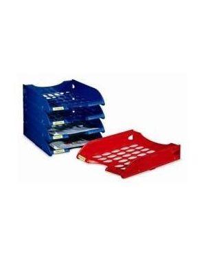 Portacorrispondenza blu trasparente Fellowes E040TB 8015687015515 E040TB_45370 by Esselte
