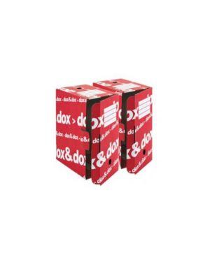 Scatola archivio doxdox 17x35x25 Confezione da 12 pezzi 1600174_45638 by Rexel