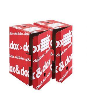 Scatola archivio dox & dox 17x35x25 REXEL 1600174 8004389079567 1600174_45638 by Esselte