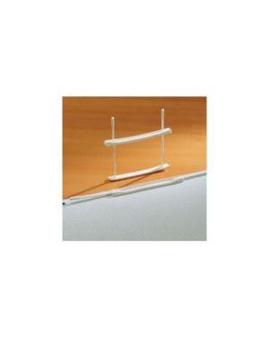 12 fastner in plastica e212 passo 80 - capacita' 6cm E212_45642 by Fellowes