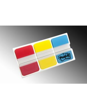 Dispenser 66 post-it® index strong 686-ryb 25x38mm colori classici 77984 21200975929 77984_45655 by Post-it