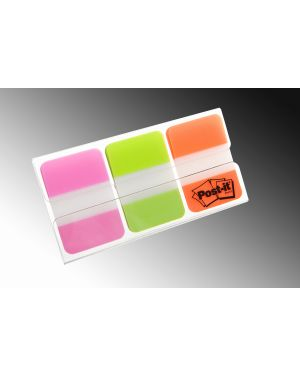 Dispenser 66 post-it® index strong 686-pgoeu 25x38mm colori vivaci 74474 21200975943 74474_45656 by Post-it