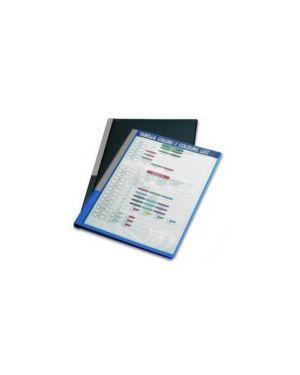 Portalistini personalizzabile display 20buste nero 40325-NE_45759 by Fellowes