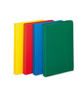 Cartellina progetto 3 u140 verde c - elastico 24x35 dorso 3 U140-VE 8015687007213 U140-VE_45804 by Fellowes