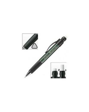 Portamine 0,7mm grip plus metallic fusto verde faber castell 130700_45832