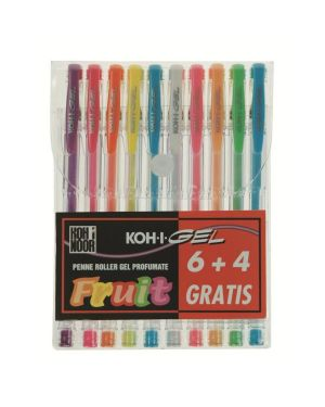 Roller gel fruit Koh-I-Noor NAGP10F 8032173001999 NAGP10F_45943 by Esselte