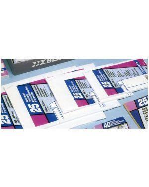 Busta sacco strip 19x26 - 80 pz.25 BLASETTI 536 8007758005365 536_46146
