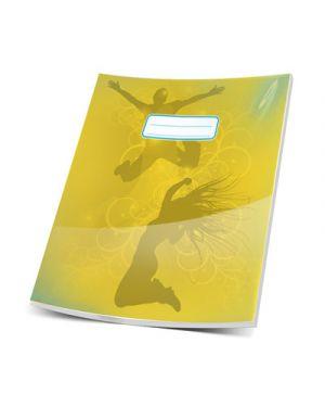 Coprimaxi colibri trasparente giallo pz.24 COLIBRI'' 300 8032919993199 300_46215 by Esselte