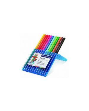 Astuccio 12 matite colorate ergosoft staedtler 157 SB12_46462 by Esselte