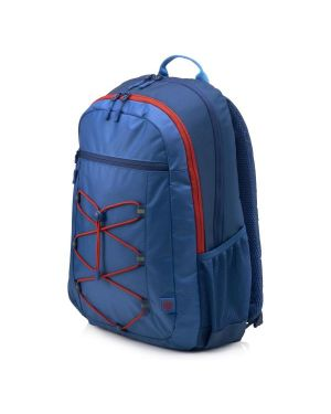 Hp 15.6 active blue - red backpack HP Inc 1MR61AA 190781636854 1MR61AA
