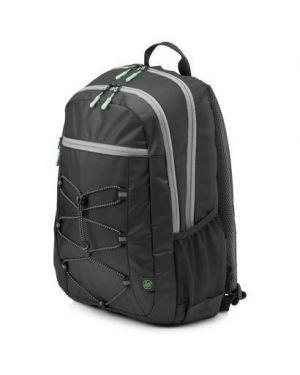 Hp 15.6 active black backpack HP Inc 1LU22AA 190781611875 1LU22AA by No