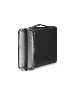 Hp 14 blk - slv carry sleeve HP Inc 3XD34AA#ABB 192545241892 3XD34AA#ABB