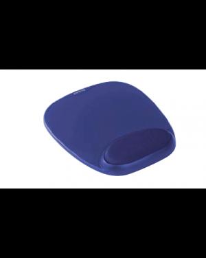 Mousepad con poggiapolsi - memory foam - blu - kensington 64271 636638006499 64271_47002 by Acco/kensington