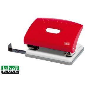 Perforatore 2 fori passo 8 max 16fg 1270 lebez 1270_47065 by Esselte