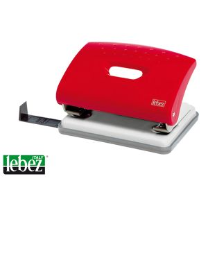 Perforatore 2 fori 16 fogli Lebez 1270 8007509012703 1270_47065 by Lebez