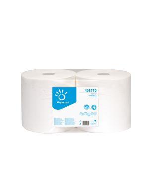 Bobina puliunto papernet super 800 wave goffrato a onda - 244mt 403770 47282A 403770_47282 by Papernet
