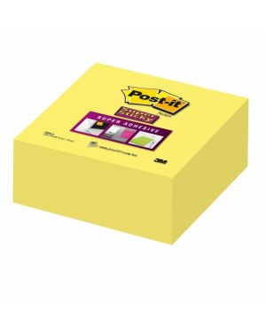 Post it supersticky giallo oro76x76 57524_47460 by Esselte