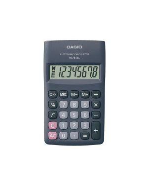 Calcolatrice hl-815l bl 8 cifre tascabile casio HL815 4971850163039 HL815_47520