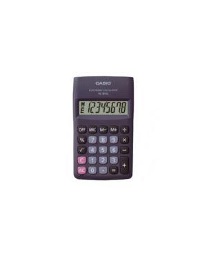 Calcolatrice hl 815l bl 8 cifre tascabile casio HL815_47520