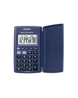 Calcolatrice hl-820ver 8 cifre tascabile casio HL820VER 4971850188711 HL820VER_47524 by Casio