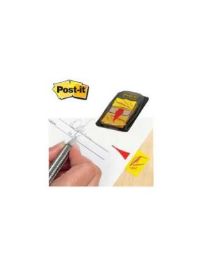 "Segnapagina post-it 680-31 simbolo ""firma qui"" index 50fg 4655_47619 by Post-it"