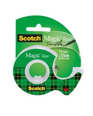 Scotch® magic™ 810 in chiocciola 19mmx7,5m 95756 51131592087 95756_47676 by Scotch