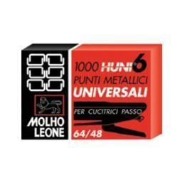 Scatola 1000 punti universali 6/4 leone CONFEZIONE DA 10 31548_47715 by Esselte