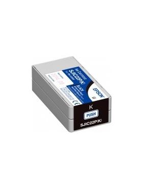SJIC26P(K) INK CARTRIDGE BLACK C33S020618