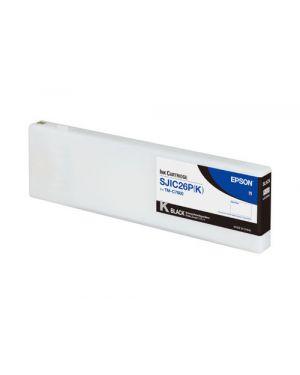 Sjic26p(k) ink cartridge black EPSON - BS LABEL CONSUMABLES U4 C33S020618 8715946544458 C33S020618