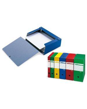 Scatola archivio spazio 80 25x35cm dorso 8cm rosso sei rota 67890812 8004972016511 67890812_47978 by Esselte