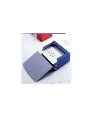 Scatola archivio spazio 100 blu 25x35x10cm 67891007_47979 by Sei Rota