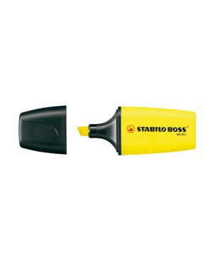 Evidenziatore stabilo boss mini giallo 07/24 42117636 07/24_48193 by Stabilo