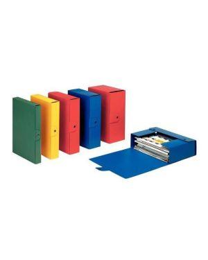Scatole eurobox dorso4 blu Esselte 390324050  390324050_48341