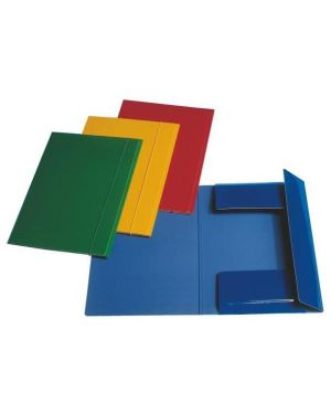 Cartelle 3 lembi c46 plast blu Esselte 390346050  390346050_48361 by Esselte