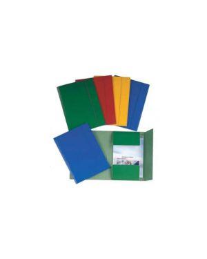 Cartellina c/elastico c46 rosso 25x35cm Confezione da 5 pezzi 390346160_48363
