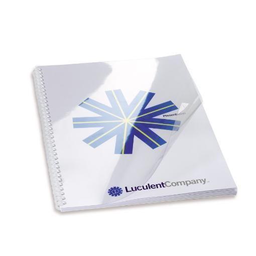 copertine pvc a4 150 micron GBC CE011580E 5028252262521