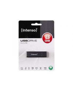CHIAVETTA 8GB ANTRACITE USB 2.0 3521461