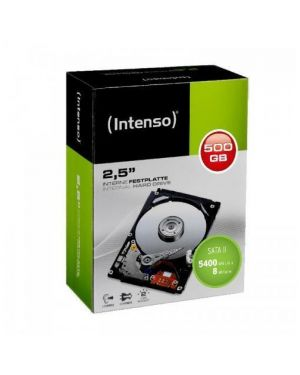 Hdd interno 2 5p 500gb sata2 Intenso 6501131 4034303014484 6501131
