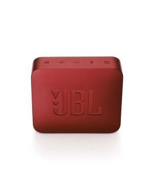 Sp go 2 mic - tel ipx7 rosso JBL JBLGO2RED 6925281931857 JBLGO2RED by No
