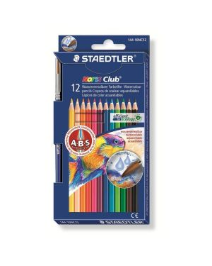 Astuccio 12 matite colorate 144 noris club staedtler 144 NC12 4007817144145 144 NC12_48935 by Staedtler