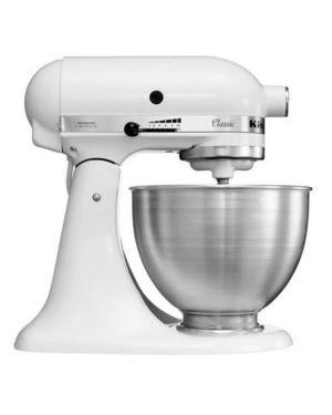 Kitchenaid robot linea classic KitchenAid 5K45SSEWH_E 5413184200701 5K45SSEWH_E