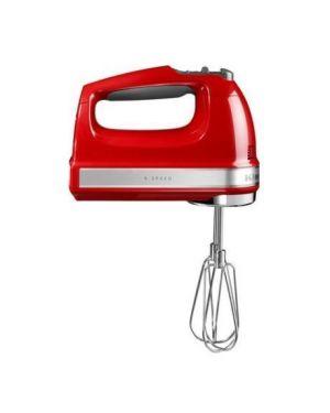 Kitchenaid sbattitore rosso imper KitchenAid 5KHM9212EER 883049286488 5KHM9212EER by No
