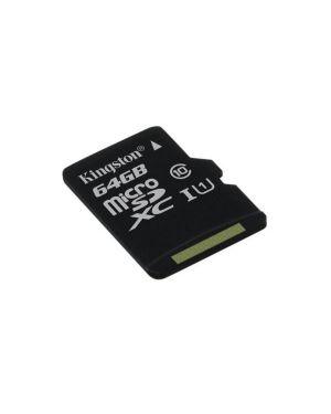 64gb microsdxc canvas select 80r Kingston SDCS/64GBSP 740617275858 SDCS/64GBSP